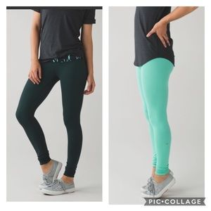 Lululemon Wunder Under Pant III (Reversible)